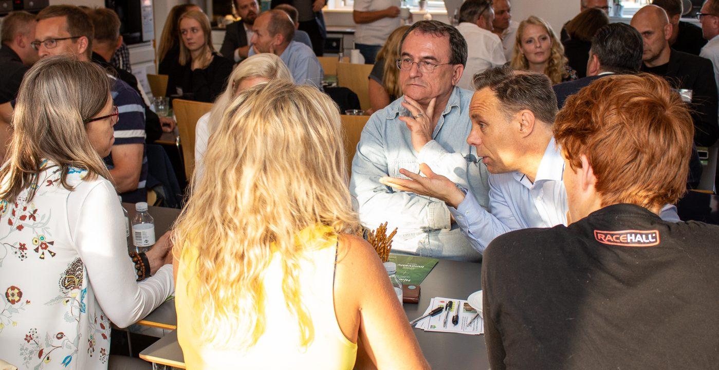 workshops facilitering innovation lab