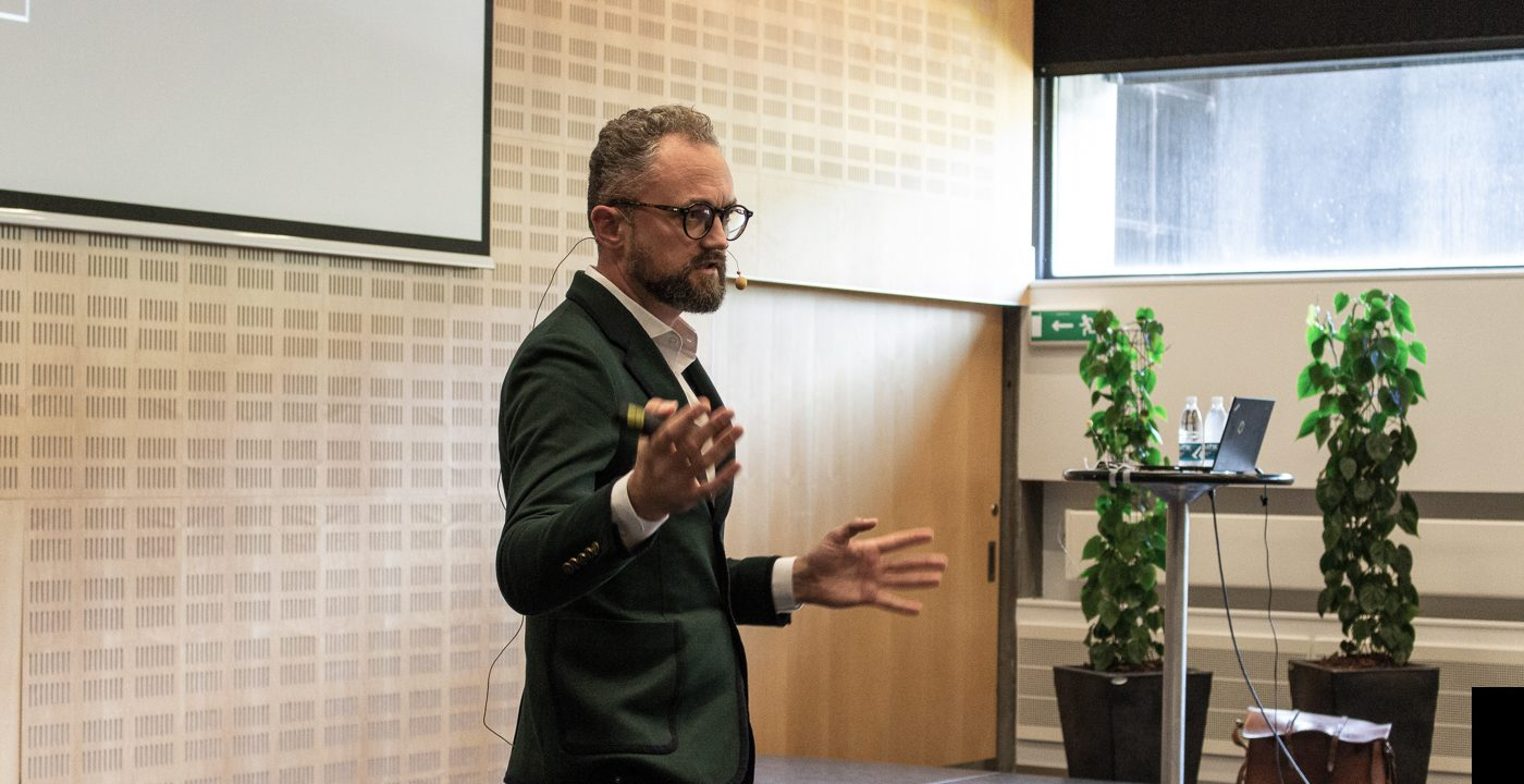 keynote talk innovation lab