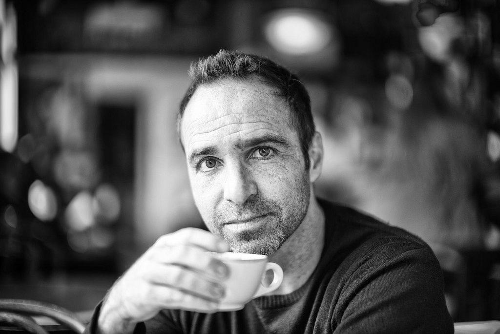 Juan Carlos Velten photographed by Christopher Michel